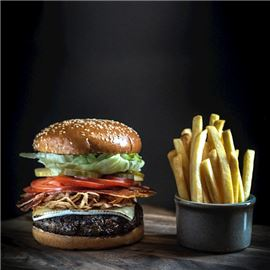 Wagyu Burger