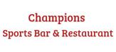 Champions American Sports Bar Logo